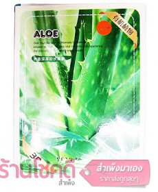 Belov  มาส์คว่านหางจระเข้ East-Skin 3D Aloe Facial Mask