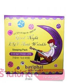 Baviphat Good Night EGF Anti-Wrinkle Sleeping Pack