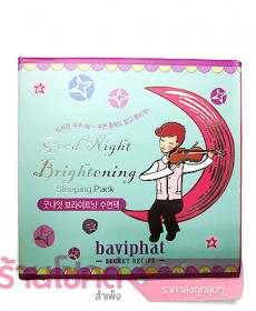 Baviphat Good Night Brightening Sleeping Pack